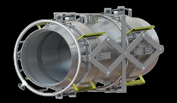 Engineered Industrial Metal Bellows - Senior Flexonics Universal Expansion Joints